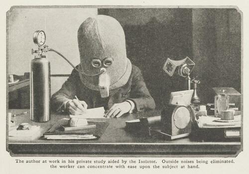 Hugo Gernsback et l'Isolator
