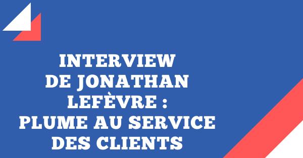 jonathan lefèvre interview