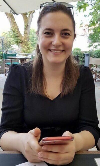 Mélanie Carré, la Plume Rose